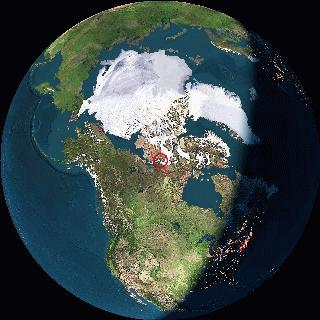 Current Globe View at +690650-1050310